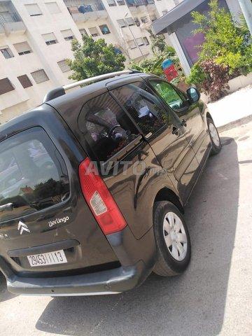 Voiture Citroen Berlingo 2012 à casablanca  Diesel  - 6 chevaux