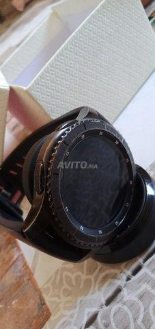 montre samsung gear s3 frontier  - 4