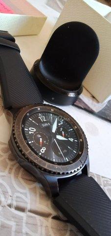 montre samsung gear s3 frontier  - 5