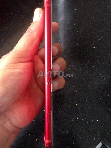 Iphone 7 plus red tafi - 1
