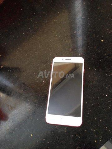 Iphone 7 plus red tafi - 2