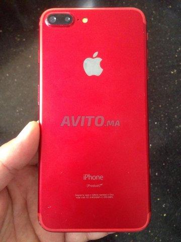 Iphone 7 plus red tafi - 4