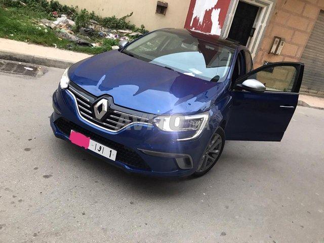 Voiture Renault Megane 2019 à tétouan  Diesel