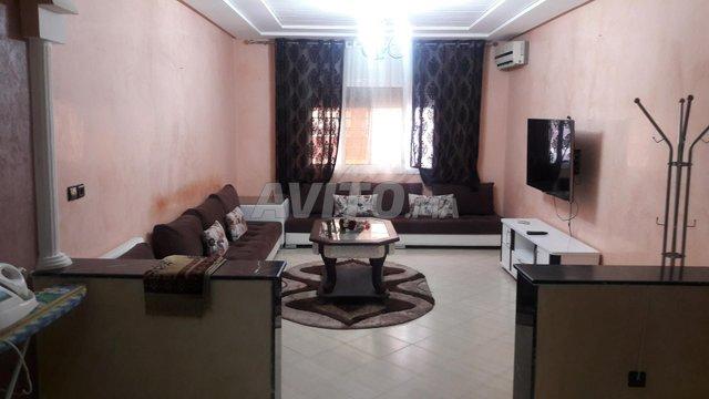 appartement meublée  - 3