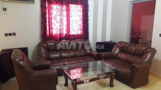 appartement meublée  - 6