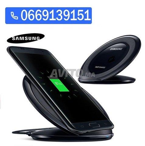 Samsung Rapide chargeur sans fil S10/S8/S9 Note9 8 - 2