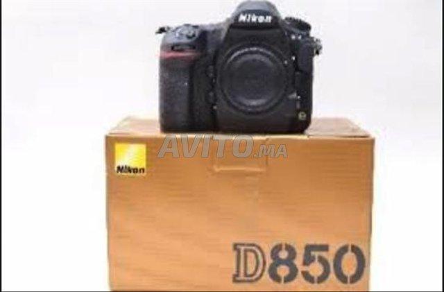 Le boitier Nikon D850 - 1