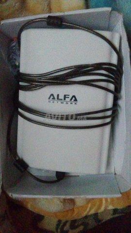 alpha network - 1