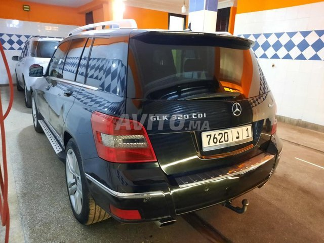 Mercedes-Benz GLK 320 Diesel - 2