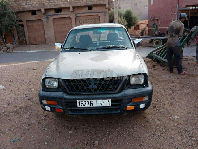 Voiture Mitsubishi Pick up 2004 à temara  Diesel