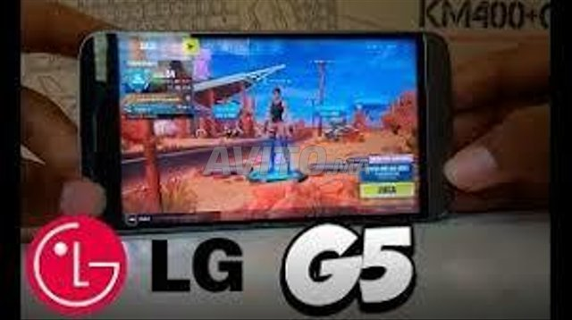 lg g5 snapdragon 820 4ram - 4