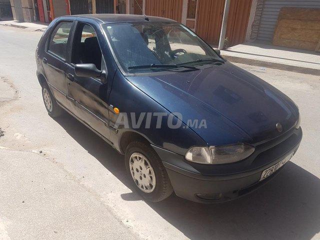 Voiture Fiat Palio 1999 à had-soualem  Essence  - 6 chevaux