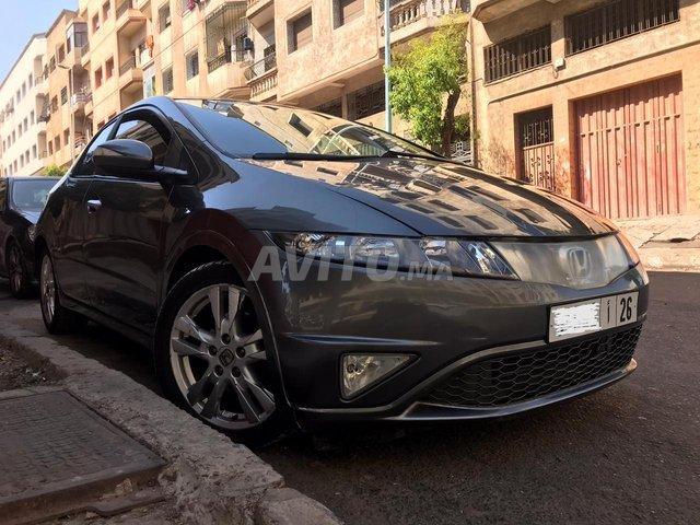 Voiture Honda Civic 2011 à casablanca  Essence  - 9 chevaux