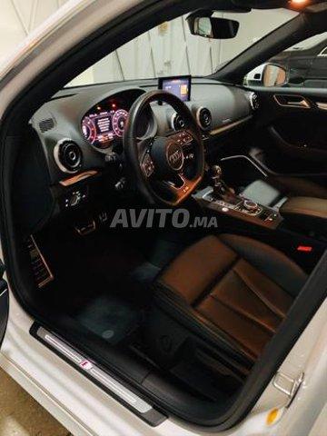 Voiture Audi A3 2017 à oujda  Diesel