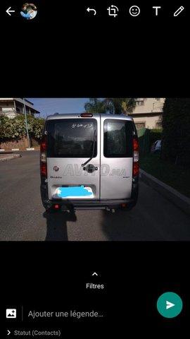 Voiture Fiat Doblo 2012 à casablanca  Diesel  - 6 chevaux