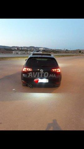 Voiture Volkswagen Golf 7 2014 à naour  Diesel  - 8 chevaux