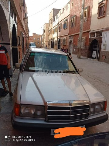 Voiture Mercedes benz R190 1992 à salé  Diesel  - 10 chevaux