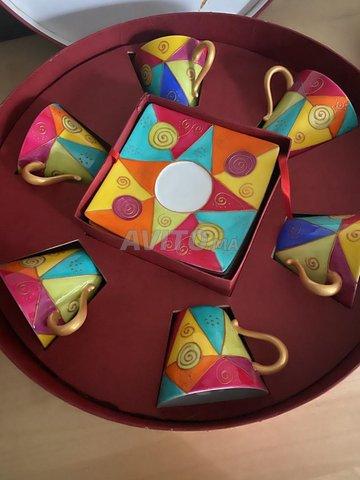 Service a thé/café neuf - 1