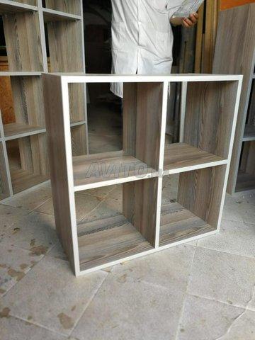 présentoir en bois en promo - 3