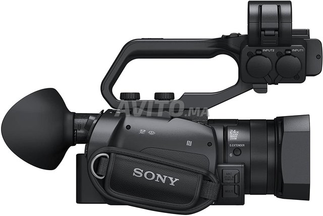 Sony PXW-X70 Professional XDCAM Compact Camcorder  - 3