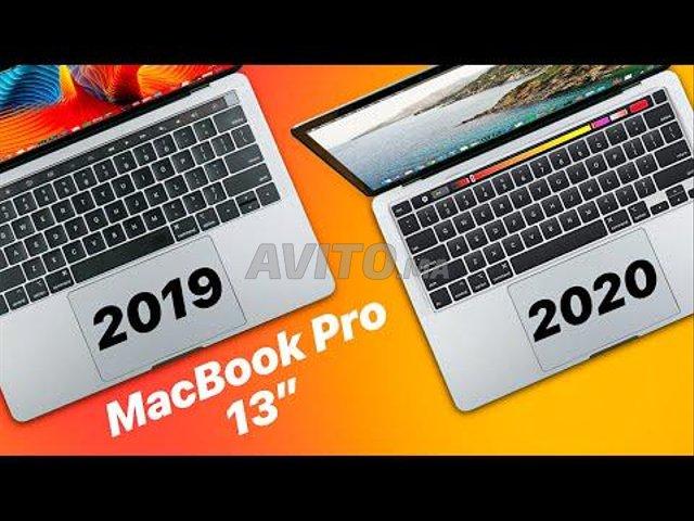 MacBook pro 13 Touch Bar 2019 w - 1