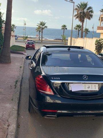 Mercedes s 500  - 4