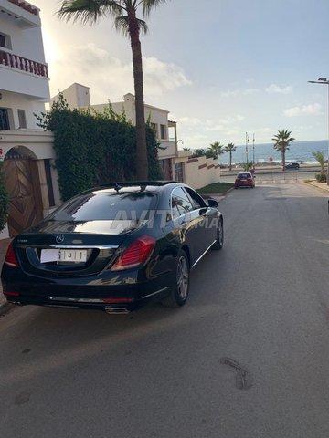 Mercedes s 500  - 2