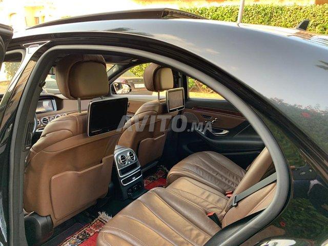 Mercedes s 500  - 1