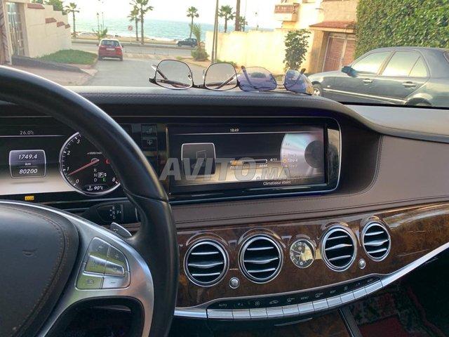 Mercedes s 500  - 3