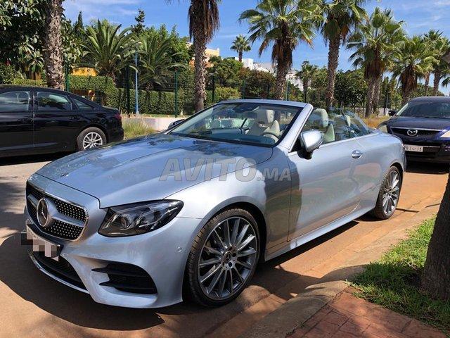 Voiture Mercedes benz Classe e 2018 à fès  Diesel