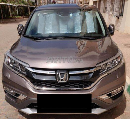 Voiture Honda Cr v 2018 à casablanca  Diesel  - 6 chevaux