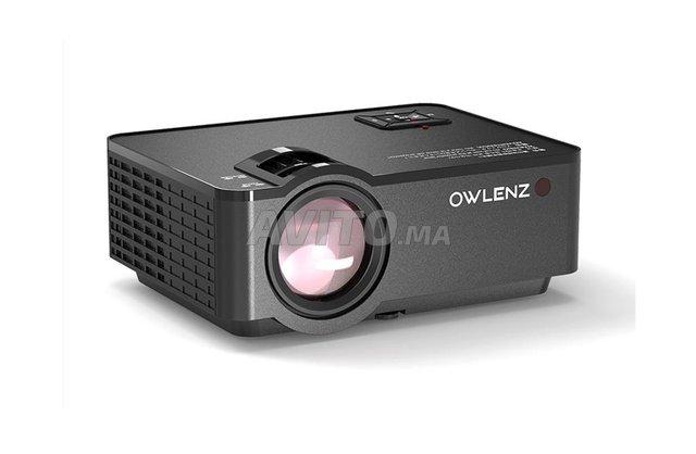 Owlenz LED 2400 Lumen Projecteur 2020 - 1