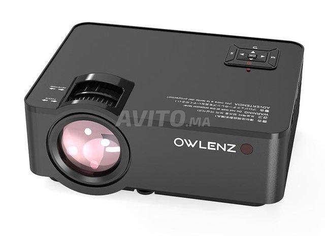 Owlenz LED 2400 Lumen Projecteur 2020 - 6