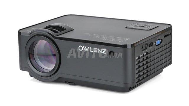 Owlenz HD 2400 Lumen Projecteur 2020 - 1