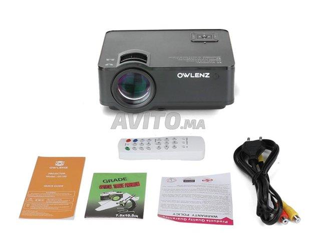 Owlenz HD 2400 Lumen Projecteur 2020 - 5