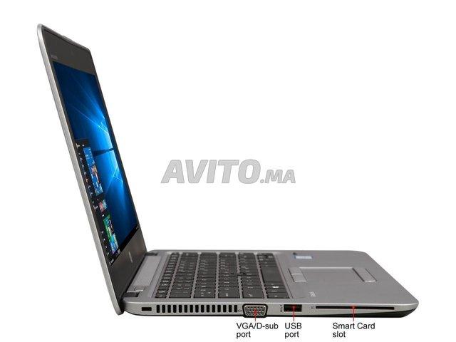 HP 820 G3 - I5 - 8Go - 180Go SSD - 12.5 - 3