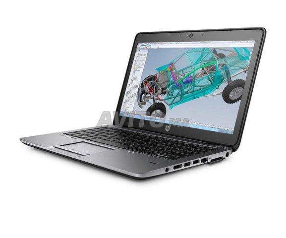HP 820 G3 - I5 - 8Go - 180Go SSD - 12.5 - 4