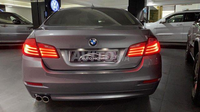 BMW Serie 520 Diesel - 4