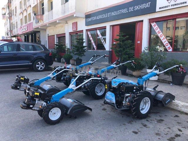 Motoculteur Diesel et Essence - 3