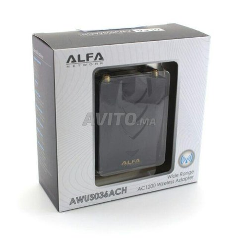 Alfa AWUS036ACH - 1