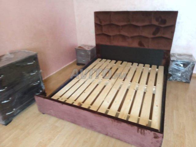 400 lit de chambre promotion hdjs  - 3
