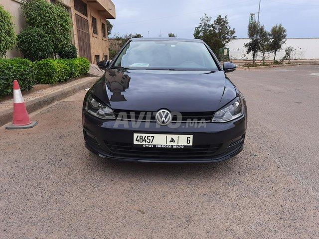 Voiture Volkswagen Golf 7 2015 à casablanca  Diesel  - 8 chevaux