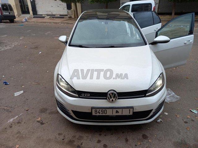 Voiture Volkswagen Golf 7 2014 à casablanca  Diesel  - 8 chevaux