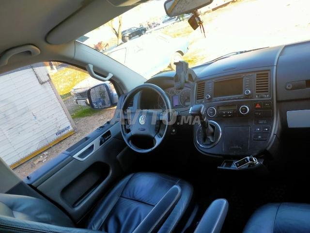 Voiture Volkswagen Multivan 2009 à fès  Diesel  - 9 chevaux