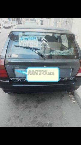 Voiture Citroen Ax 1992 à casablanca  Essence  - 4 chevaux