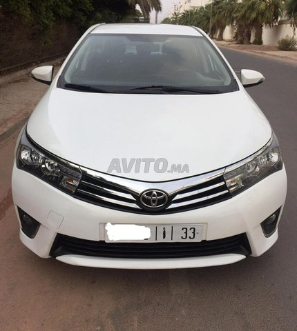 Voiture Toyota Corolla 2014 à agadir  Diesel  - 5 chevaux