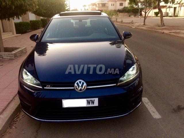 Voiture Volkswagen Golf 7 2020 à agadir  Diesel  - 8 chevaux