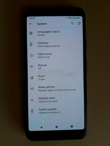 Google pixel 3a Comme neuf - 3