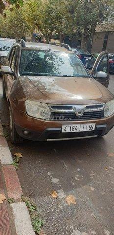 Voiture Dacia Duster 2010 à kénitra  Diesel  - 7 chevaux