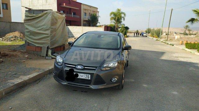 Voiture Ford Focus 2014 à marrakech  Diesel  - 6 chevaux